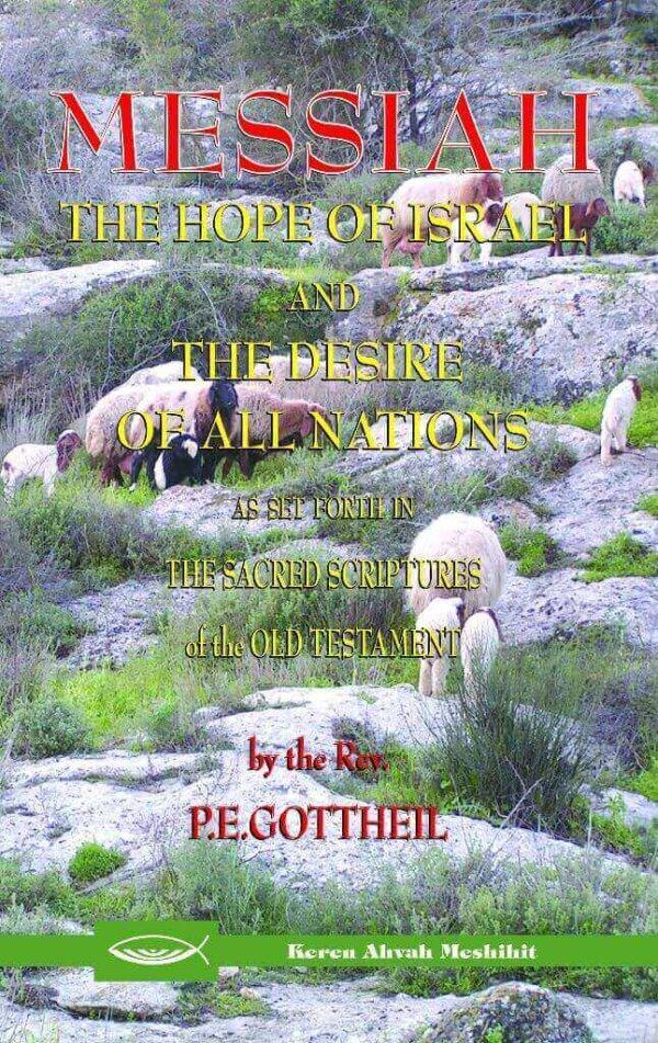 Messiah the Hope of Israel
