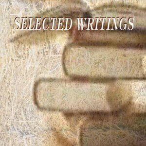 Selected Writings - David Baron